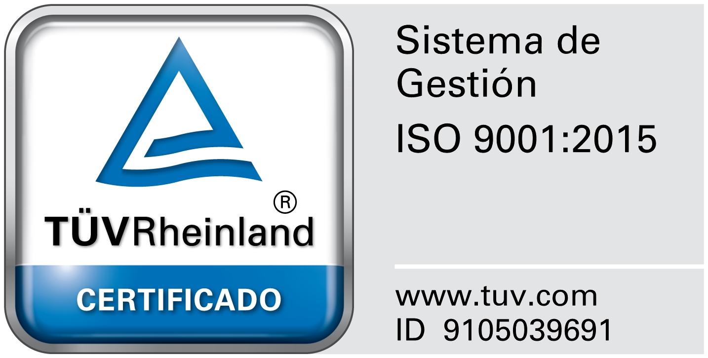TÜV Rheinland - 13-03-2020 (ISO)